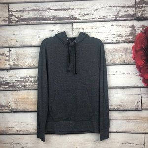 Banana Republic waffle knit men's hoodie medium